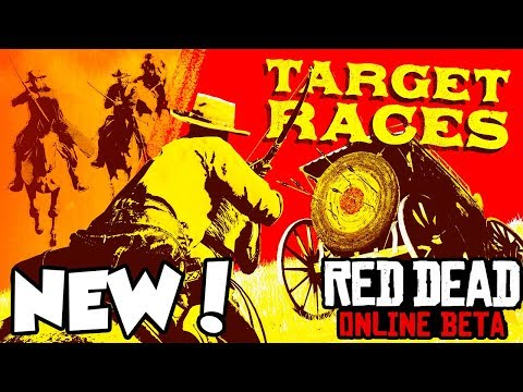 Red Dead Redemption 2 / Online - A Random Race ( Xbox One