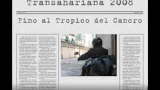 Viaggi in moto - Transahariana 2008 - Fino al Tropico del Cancro (1di4)
