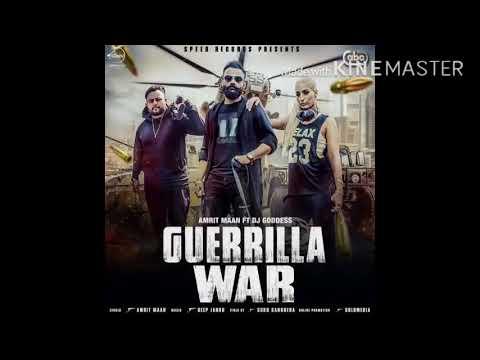 Guerrilla War   Amrit Maan Ft DJ Goddess   Deep Jandu   Sukh Sanghera   Speed Records   instrumental