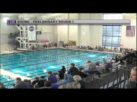 2012 MSHSAA Girls Diving