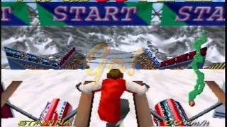 Big Mountain 2000 Time Attack Stage 1 Giant Slalom 1 50 522