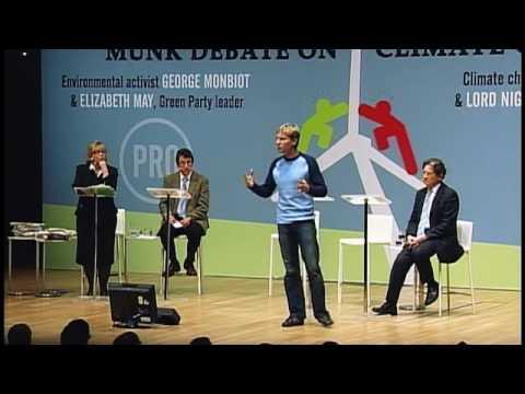 Munk Debate on Climate Change - Bjørn Lomborg