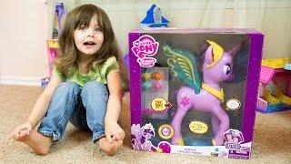 My Little Pony Feature Princess Twilight Sparkle - Kinder Playtime