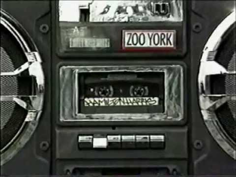 Zoo York  Mix Tape / 1998