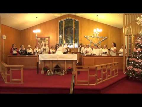 St. Mary's Anglican Church - Christmas Eve 2015 Service