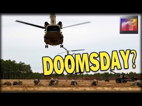 DOOMSDAY: US Military ACTIVELY Prepares for WAR with North Korea
