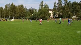 Comets Cup HJK - GBK