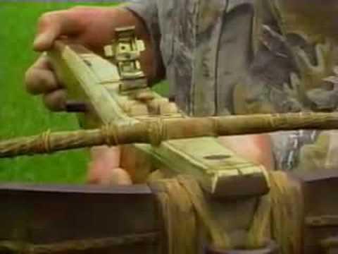 Crossbow Training Part II - History