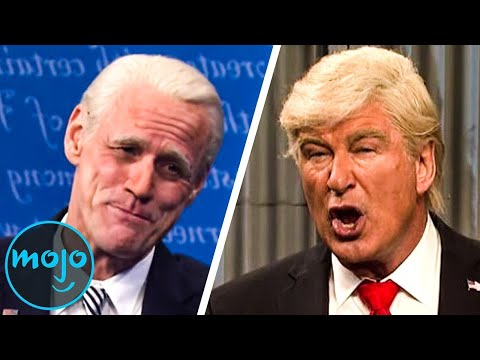 Top 10 Funniest Presidential Impressions on SNL