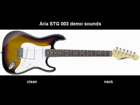 Aria STG 003 Clean and Drive
