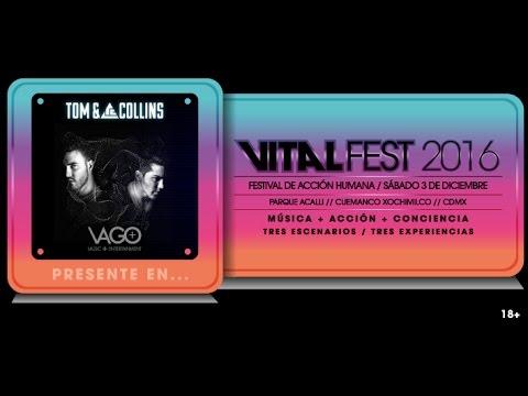 Tom & Collins - Vital Fest 2016