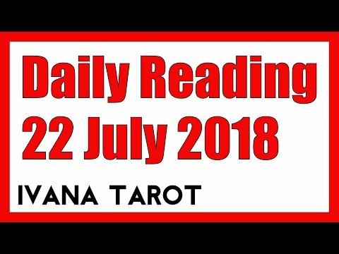 ❤️ EMOTIONS UNDER CONTROL Daily Reading Ivana Tarot 22 July