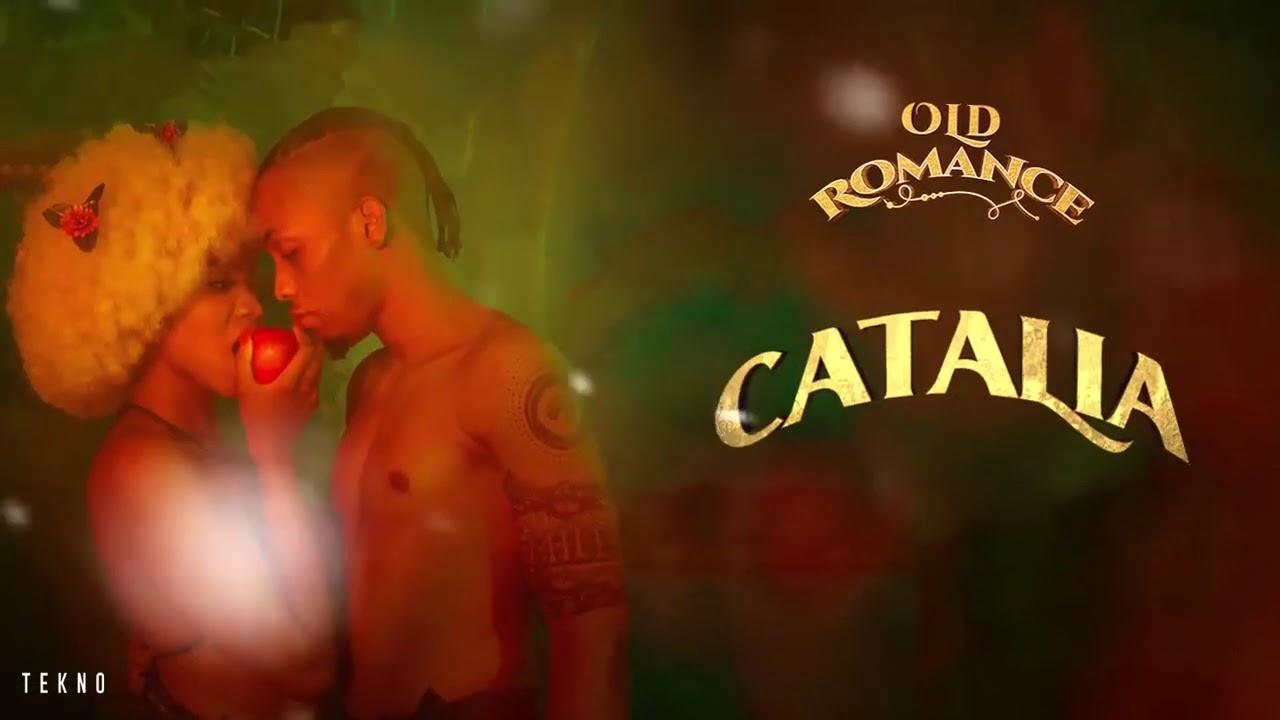Tekno - Catalia (Visualizer)