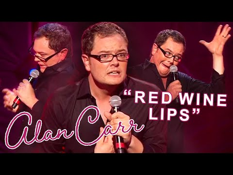 Alan Carr Has a Drinking Problem | Spexy Beast | Alan Carr