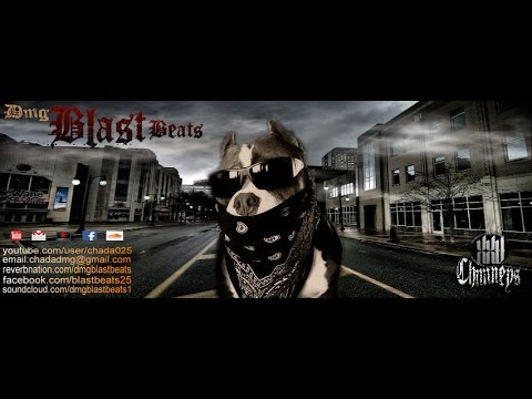Banger West Coast Instrumental - WestSide (DMG Blast Beats) HD ®