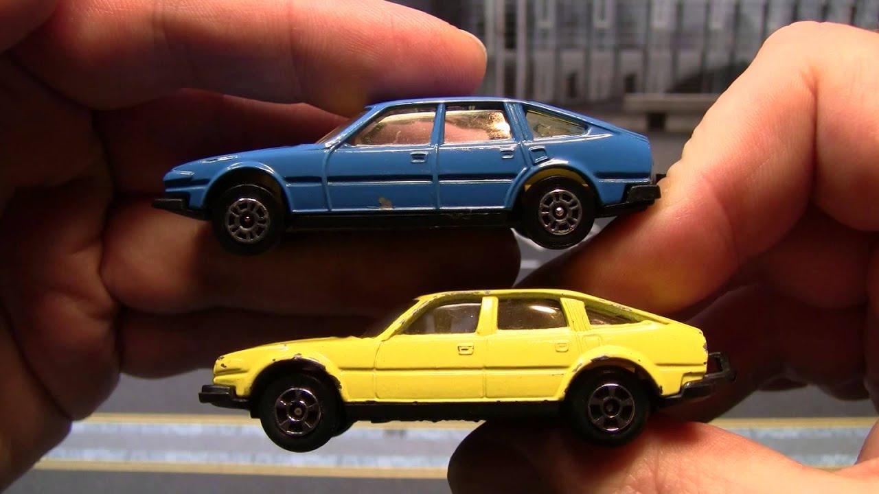 Rover 3500 Corgi & Playart