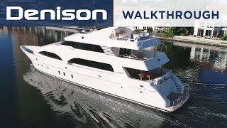 D-FENCE: 107 President Yacht Tour [Walkthrough]