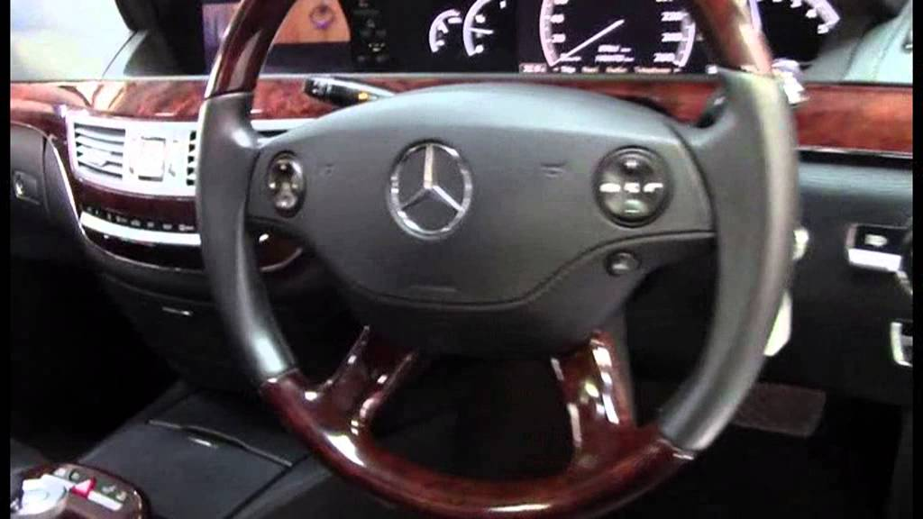 mercedes benz s350 silver 221 l 2006 1008823 youtube. Black Bedroom Furniture Sets. Home Design Ideas