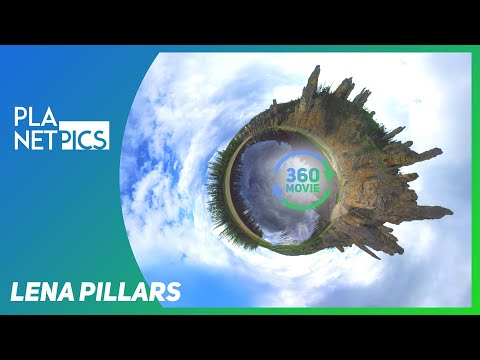 VR 360 | Lena pillars natural park
