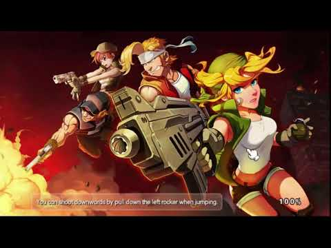 WOW BANGET - Metal Slug XX Mobile - Android Gameplay Part2 - 동영상