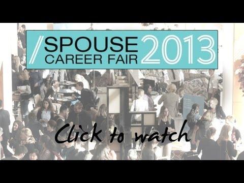 Spouse Career Fair 2013 -  by Spousecare, Copenhagen, Denmark