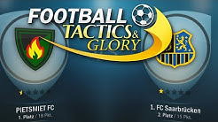 6 Punkte Spiel 🎮 Football Tactics & Glory #5