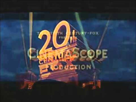 20th Century Fox Fanfare With Cinemascope Extention