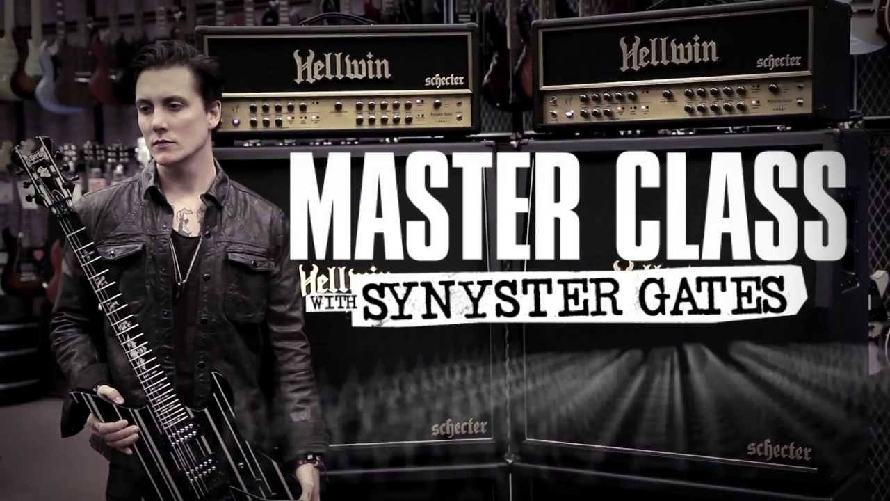 Guitar Center And Schecter Guitar Research Presents Master