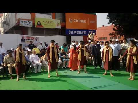 DAV School 'Street show' II Safe Childhood, Safe India II by Discovery of Rajasthan