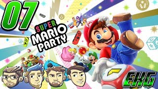 EKG: Super Mario Party: Everything Looks Delicious (Guest - Ep. 7)