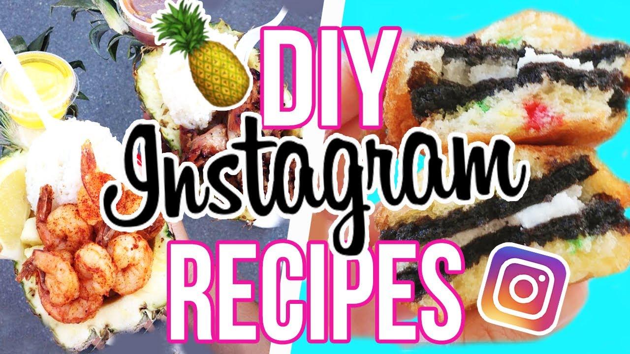 Diy instagram recipes fair food deep fried oreos hot cheeto diy instagram recipes fair food deep fried oreos hot cheeto elote more forumfinder Images