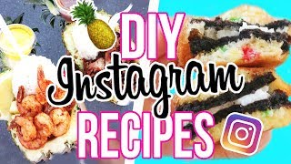 DIY INSTAGRAM RECIPES!! FAIR FOOD! Deep Fried Oreos, Hot Cheeto Elote + More!