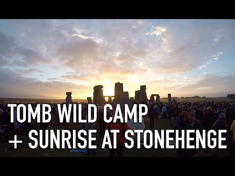Camping in an Ancient Tomb + Solstice at Stonehenge!