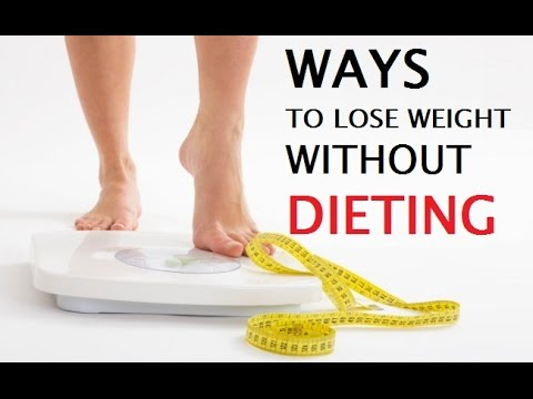 How you can Maintain A Healthy Diet Without Dieting