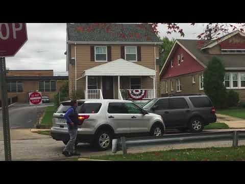 Feds surround Cleveland home during search for former Cleveland cop turned fugitive rape suspect