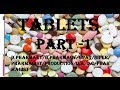 Tablets important points for Gpat, Niper, D. Pharmacy,  B. Pharmacy,  M. Pharmacy,