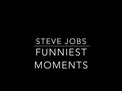 Steve Jobs: Funniest Moments