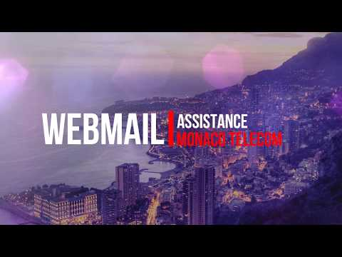 Nouveau Webmail -  Plus simple, plus rapide, plus intuitif - Monaco Telecom