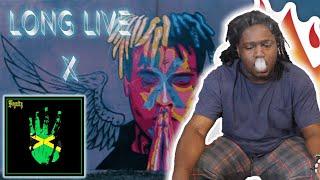 XXXTENTACION   Royalty feat  Ky Mani Marley, Stefflon Don & Vybz Kartel  REACTION