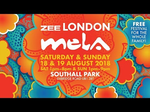 175f051a38 ZEE London Mela 2018 TV ad - YouTube