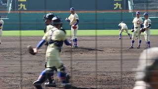【151km/h 17k完封】2019 センバツ 高校野球 星稜高校 奥川恭伸君の投球