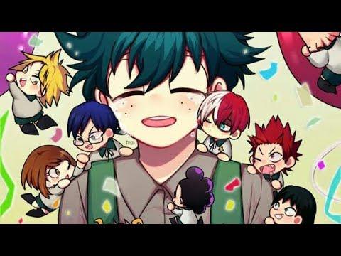 🎁ДЕНЬ РОЖДЕНИЯ ИЗУКУ🎁додзинси Моя Геройская Академия. BNHA/My Hero Academia Doujinshi (dub comics)