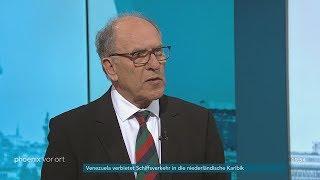 Jörg H. Trauboth zum 22. Europäischen Polizeikongress am 20.02.19