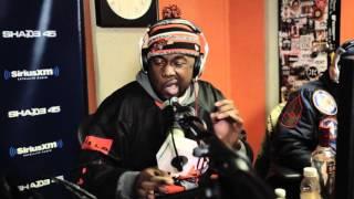 Conway Freestyle w/ Statik Selektah Showoff Radio Shade 45 Ep 1/28/16