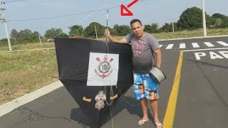 A Pipa do Timão Gigantão subindo com rabiólão no ventão ! uaul, Parte 2 thumbnail