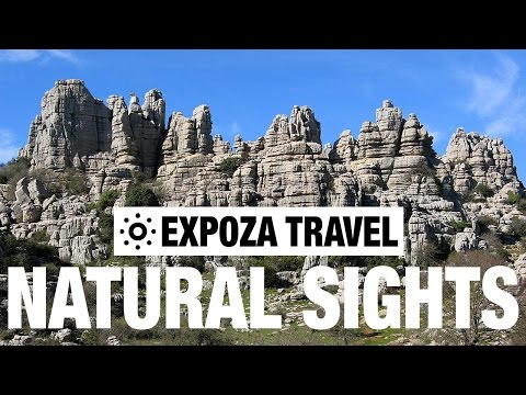 Natural Sights 1 (Europe) Vacation Travel Guide