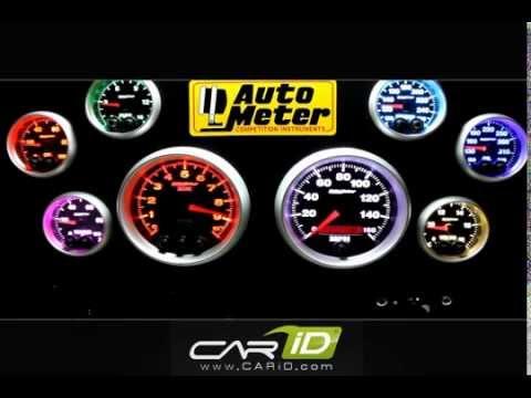 Auto Meter - Elite Series Gauges Promo