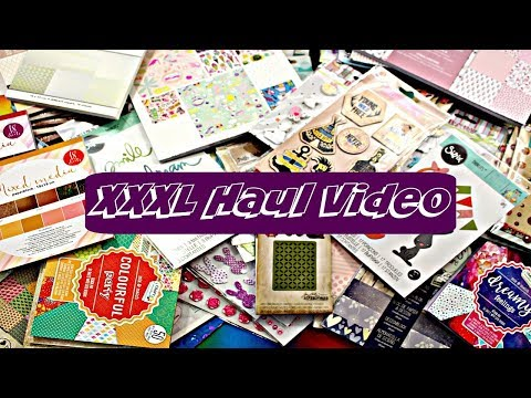 Xxxl Mega Haul Video Action Tedi Amazon Rossmann Aldi
