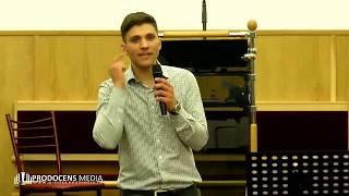 Marturie - Alex Lakatos -Vindecare de cancer-  Seara de tineret Betel Bucuresti