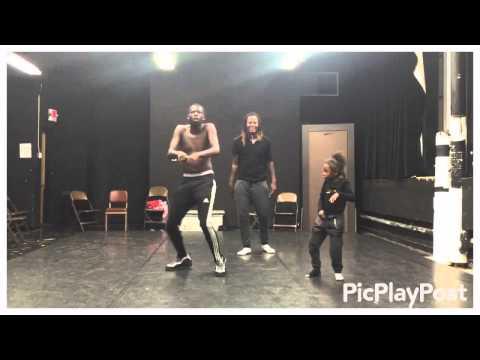 Look Like You (African Dance) w/ @PrincessMaji & @Louie_tlm @ani973_  2 RARE